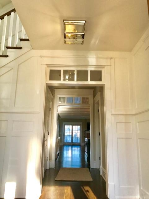 wainscote.transom door & Window/Door casing | Boyle Finish Carpenters