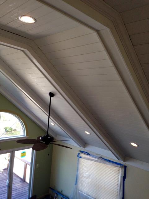 Kaiser ceiling 1