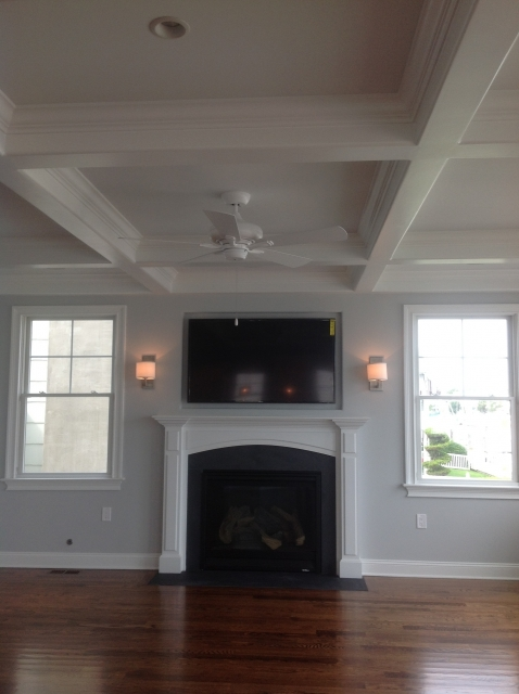 Guzzo coffered