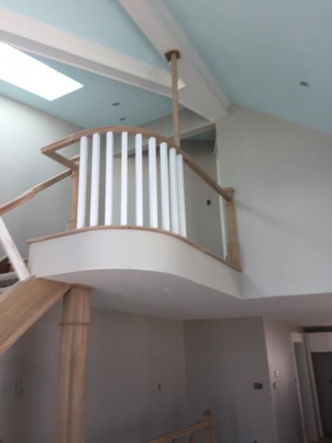 railing install2