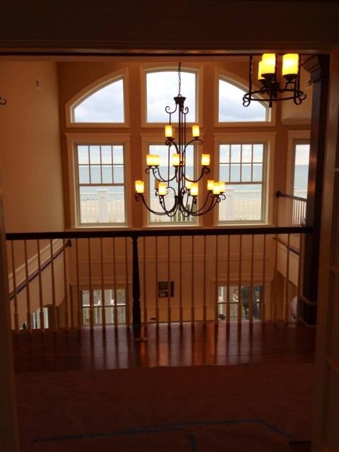 railing second floor
