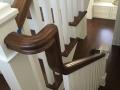 box newel railing